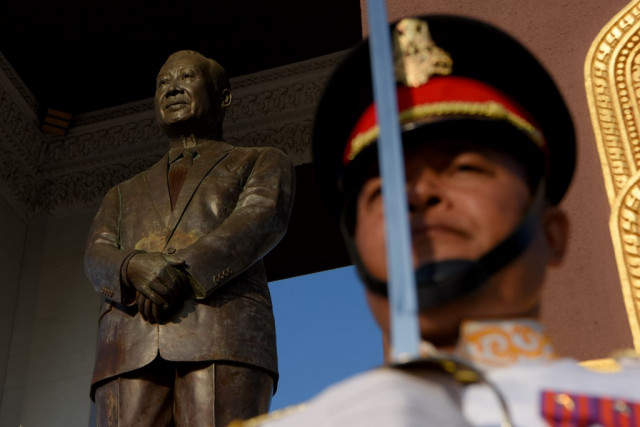 Cambodia Marks the 8th Anniversary of Former King Norodom Sihanouk's Passing