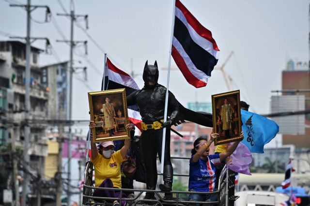 What's the latest with Thailand's protests and what comes next?