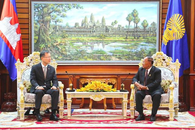 South Korea's Speaker of Parliament to Visit Cambodia in November