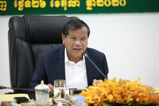 Tourism Ministry Hopes to Create 900,000 Jobs with New City in Siem Reap