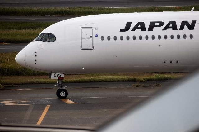 Japan Airlines forecasts over $2.3 bn annual net loss