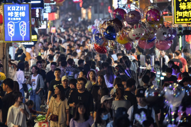 China starts once-a-decade census of world's largest population