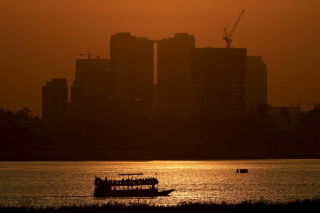 China Starts this Month to Share Information with Countries along the Mekong River
