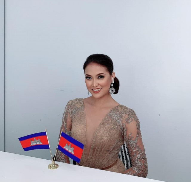 Cambodia's Miss Earth 2020 Candidate Calls for Environmental Protection and Feminism in Cambodia