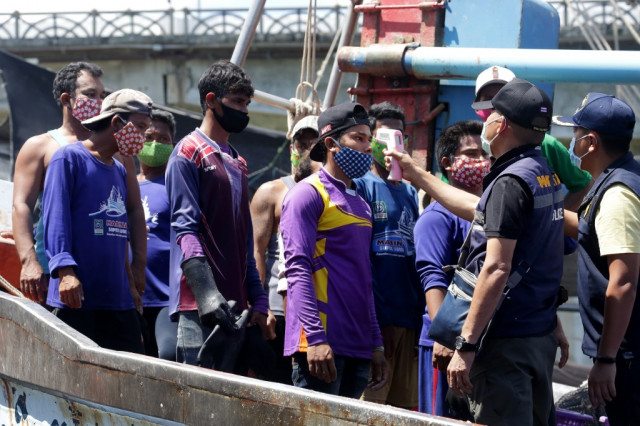 Thai gov't grants two-year extension for migrant workers