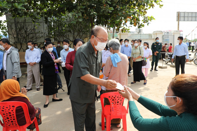 The Cambodian Health Authorities Report One New COVID-19 Case in the Country