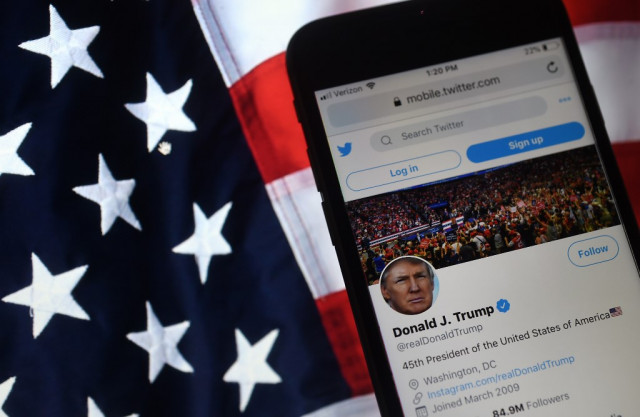 Twitter to hand @POTUS account to Biden on inauguration day