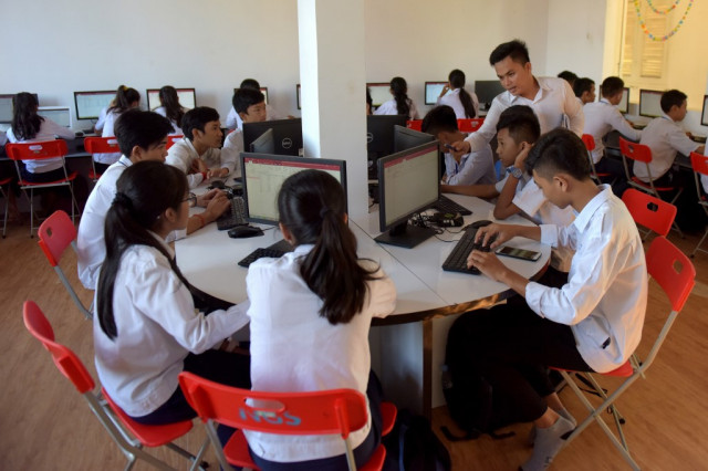 Stakeholder collaboration: The key to nurturing a vibrant research culture in Cambodia