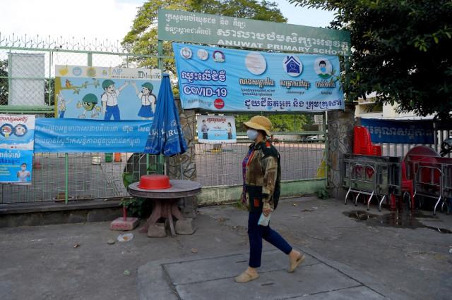 Cambodia Identifies A New COVID-19 Case