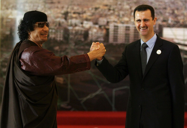 Syria's Assad: Lone survivor of Arab Spring