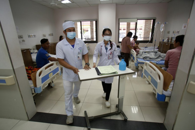 Opinion: Cambodian's Health Check-Up during the COVID-19 Pandemic