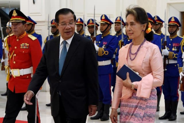 Cambodia Donates 2 Million Masks and Medical Equipment to Myanmar