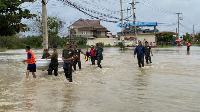 Cambodia Counting the Cost of Recovery from Flooding