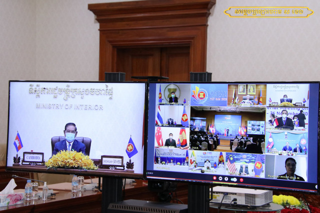 Cambodia reaffirms commitment to combating all forms of transnational crime