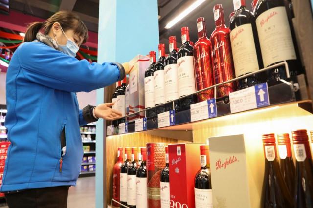 China imposes anti-dumping measures on Australian wine