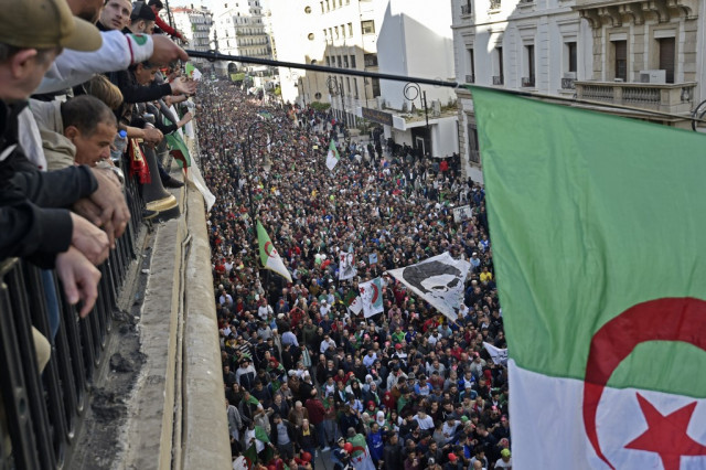'The Arab Spring did not die': A second wave of Mideast protests