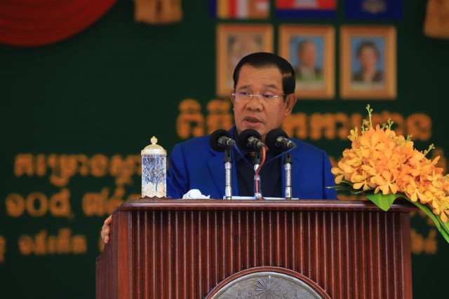 PM Hun Sen Bans Gatherings for 15 Days in Phnom Penh and Siem Reap