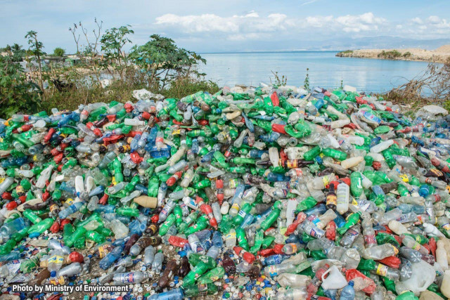 UNDP and Japanese Embassy Launch Project to Tackle Plastic Waste