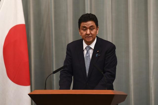 Japan weighs ships for Aegis missile defence system