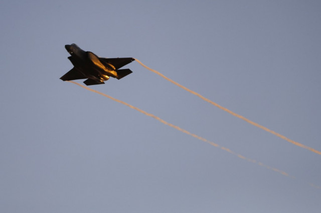 US senators fail to block Trump sale of F-35 jets to UAE
