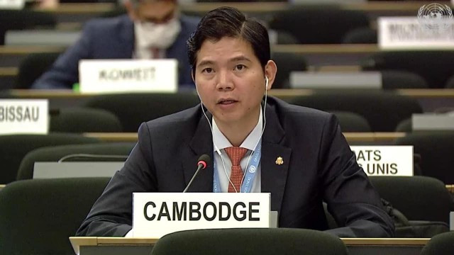 Cambodia Says Disclosure of COVID-19 Patients' Names Is Temporary