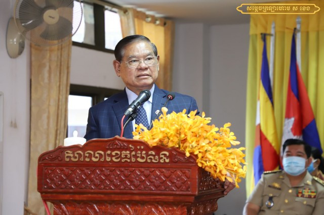 """Truthful Information Includes Criticism"" Sar Kheng Reminds Officials"