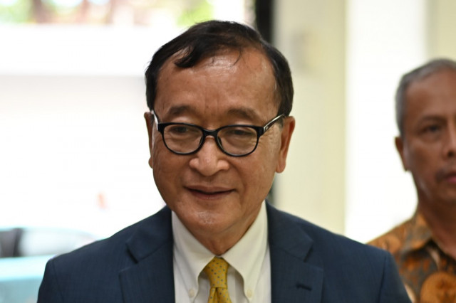Sam Rainsy May Face Legal Action for Insulting King Norodom Sihamoni