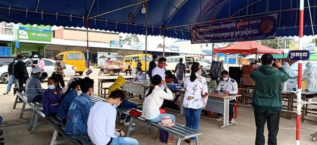 Twelve New Cases of Coronavirus Are Reported by the Cambodian Health Authorities