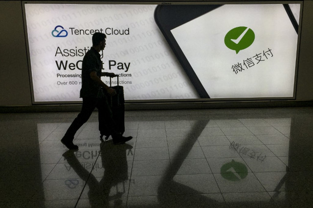 Trump targets Chinese apps as his days in office dwindle