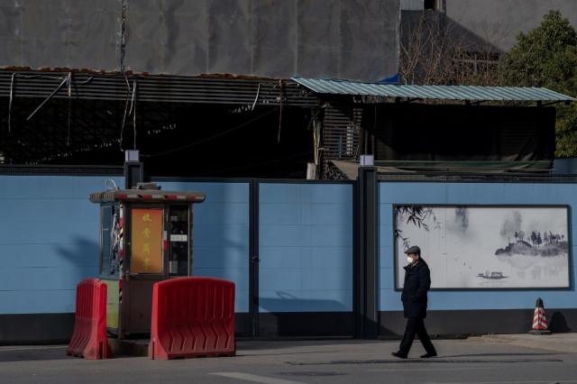 China says WHO coronavirus experts to visit from Thursday