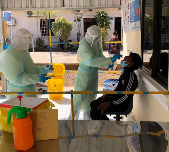 Six New COVID-19 Cases Found as Workers Return from Thailand