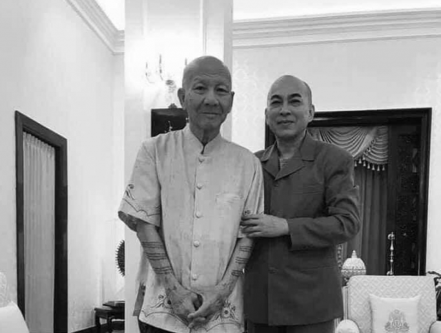 Prince Norodom Yuvaneath Passes Away at 78