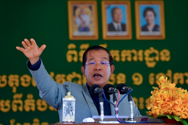 Prime Minister Hun Sen Vows to Be the First to Get the Chinese Vaccine