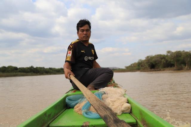 Floating Villages on Tonle Sap Lake Face Hardship over Fish Shortages