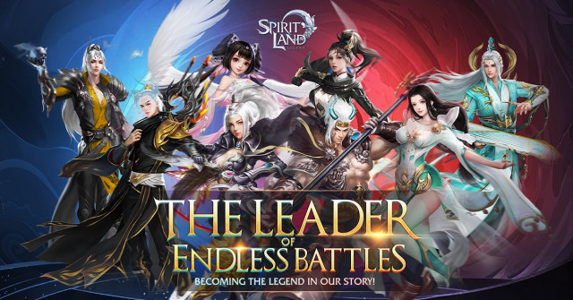 SPIRIT LAND - THE BEST SOUTHEAST ASIAN MMORPG OF 2021 OFFICIALLY RELEASED