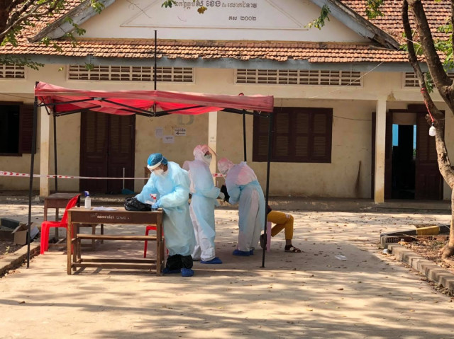 Two New COVID-19 Cases Are Detected by the Cambodian Health Authoritie