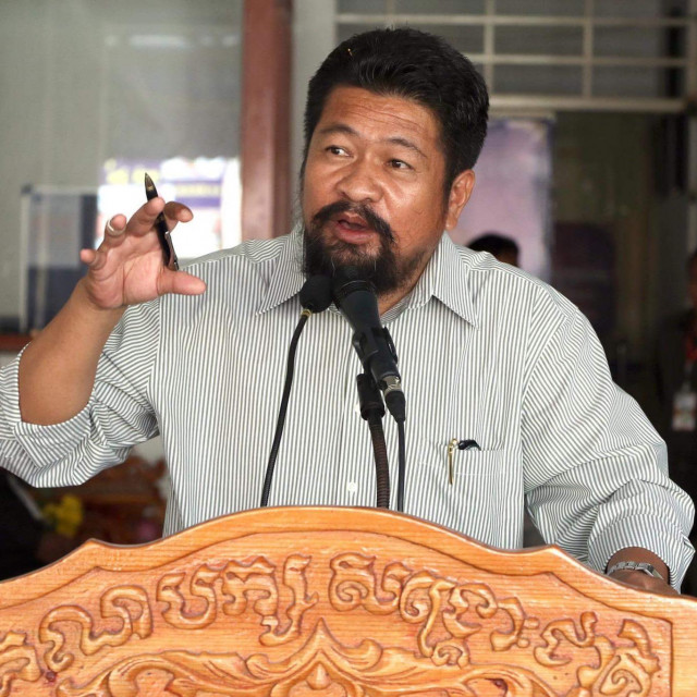 Former CNRP Lawmaker Pushes Ahead with New Political Party