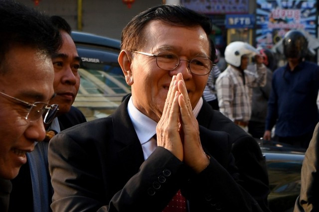 Kem Sokha's Lawyers Again Request Trial be Resumed Immediately