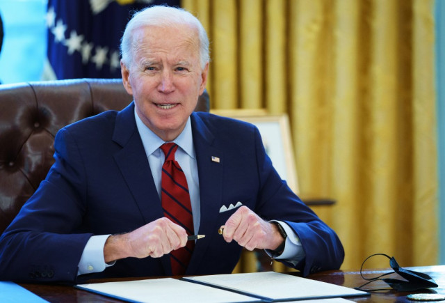 Biden talks the talk in first 10 days -- but can he deliver?