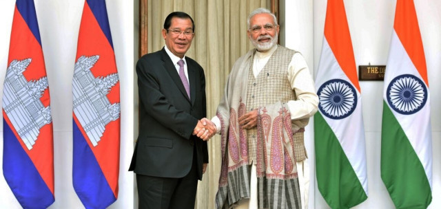 "India Extends ""Vaccine Diplomacy"" to Cambodia: What We Should Know"