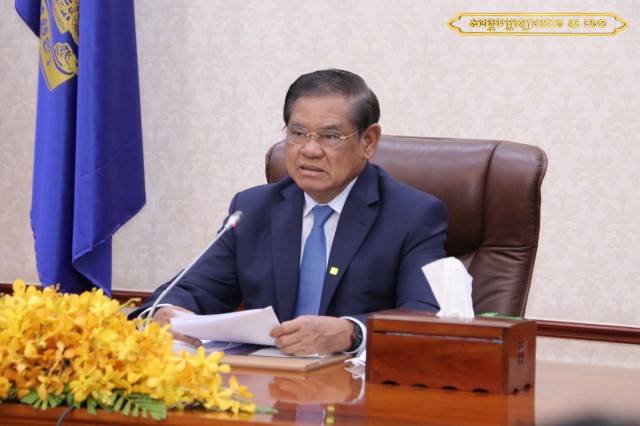 Interior Minister Sar Kheng Orders to Investigate Clerks' Abuse of Power in Communes and Sangkats
