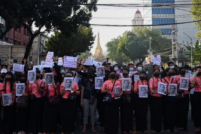 UN Rights Council to hold special session on Myanmar