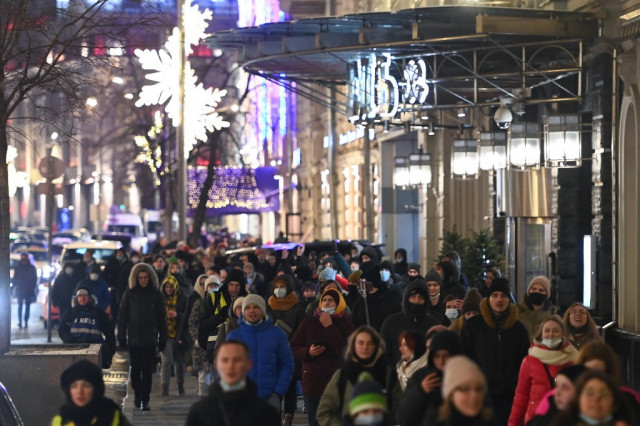 Russia's rising poverty fuels political discontent