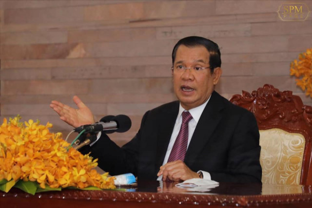 PM Hun Sen Orders Crackdown on Brokers Offering Employment Abroad