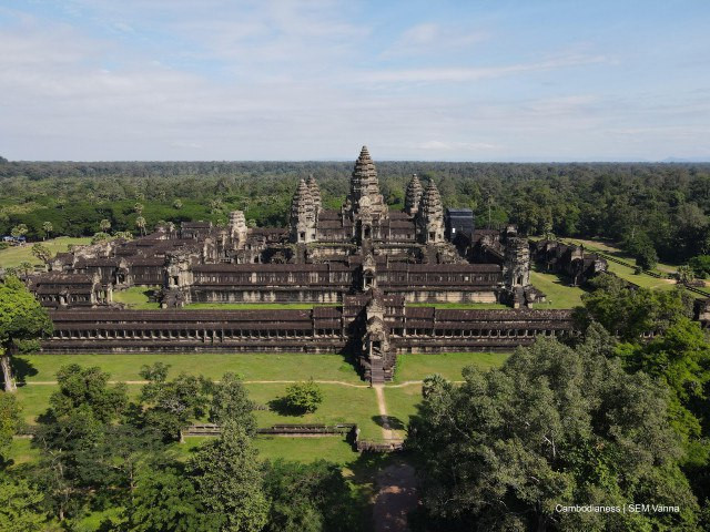 Unesco's World Heritage Committee to Look into Cambodia's Decision to Allow a NagaCorp Project next to Angkor Park