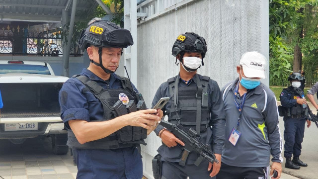 Four Suspected Burglars Shot Dead by Phnom Penh Gendarmerie