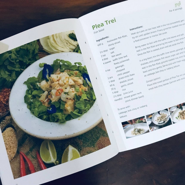 How to Make Fish Salad