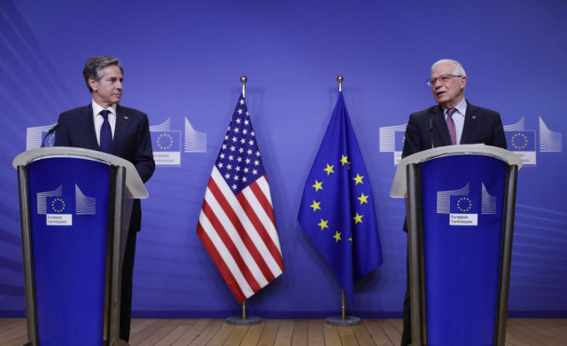 Blinken offers shared vision to US allies in U-turn on Trump