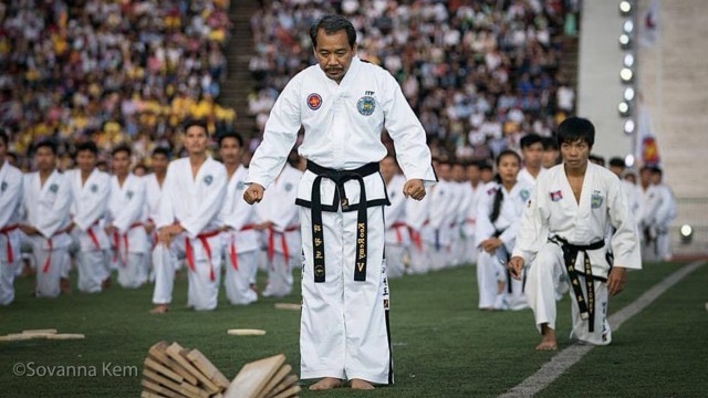 Keo Remy Explains His 7-Dan Rank and the Morality of Taekwon-Do