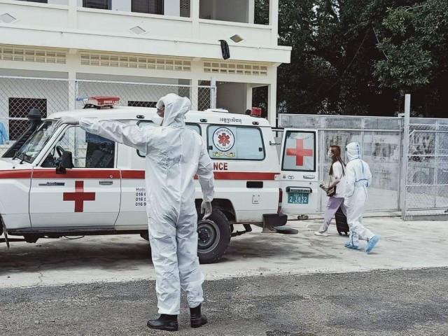 Cambodia Reports 179 New COVID-19 Cases